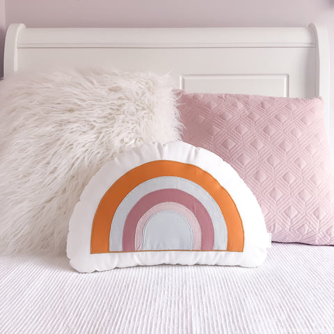 Rainbow Cushion | Little Bambino Bear