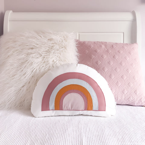 Rainbow Cushion 2
