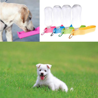 High Quality 500ml 250ml Portable Pet Travel Water Bowl - Deals Blast