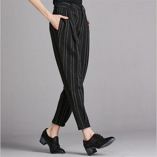 Winter Thickening Plus Size Casual Pencil Pants  For Women