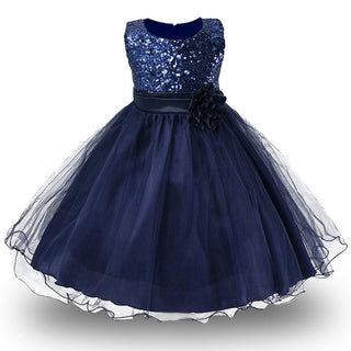 3-14yrs teenagers Girls Dress Wedding Party Princess Christmas Dresses for the girl: Deals Blast