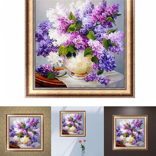30 * 30 cm 5D Diamond Embroidery DIY Craft Painting  Home Decor: Deals Blast