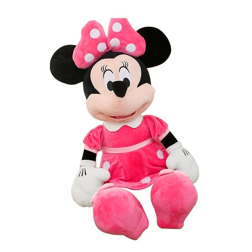 40cm Mickey Mouse and Minnie Mouse Plush Toys Kids Christmas Birthday gift - Deals Blast