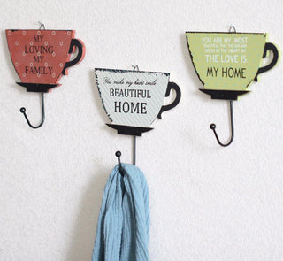 Decorative Hanging Coffee Cups - Deals Blast