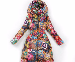 Colorful Women Coat - Deals Blast