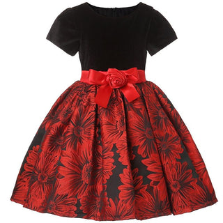 Girls Autumn Dress For Birthday or Party: Deals Blast