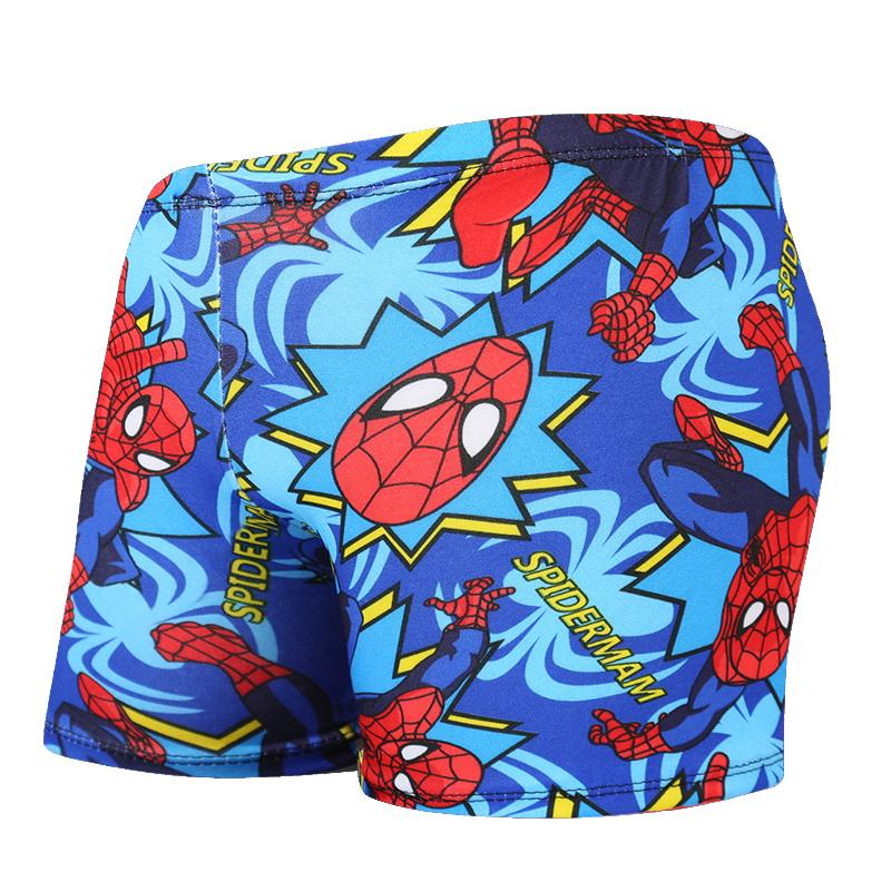 76bb83e611c2d Boys kids Beach Board Shorts Boy Spiderman Swimwear Kids Surfing Swimsuit  Swim Boardshorts Children Beach Trunks ...