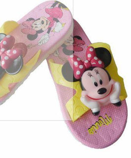 Summer Minnie flip flop Children's Sandals Slippers
