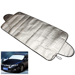 Car-styling Car Covers 192 x 70cm Windscreen Auto Cover Heat Sun Shade Anti Snow Frost Ice Shield Dust Protector: Deals Blast