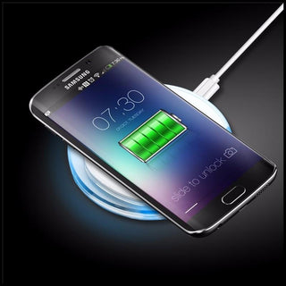 For Samsung Galaxy S7 Edge S6 Plus Wireless Power Bank Charging Pad For Galaxy S7 S6 Edge Note 5 - Deals Blast