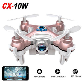Mini 6-Axis Gyro RC Quadcopter Headless Mode Remote Control Drone with camera - Deals Blast