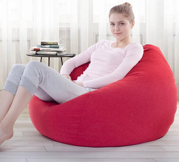 Groovy Large Size Bean Bag Chair Home Sofa Unemploymentrelief Wooden Chair Designs For Living Room Unemploymentrelieforg