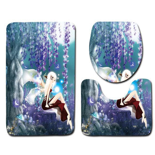 Fantasy Scenery Non Slip Bathroom Mats - Deals Blast