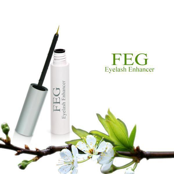 FEG Serum Eyelash Enhancer Serum Treatment For Longer Eyelashes