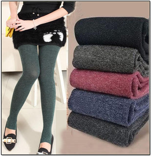 Warm Cashmere Leggings Women Superior Quality: Deals Blast