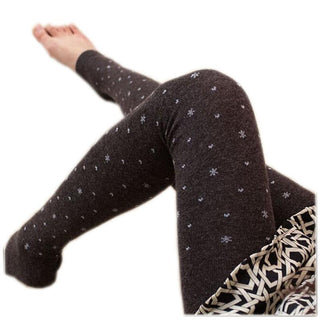 Women Winter Thermal Wool Bottoms & Leggings