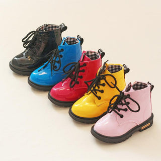 Waterproof Martin Boots For Kids