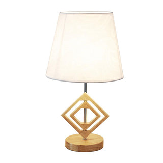 Loft  Wooden Table Lamp Light For Living Room: Deals Blast