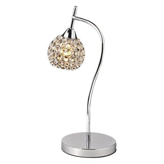 Modern Silver/Golden Crystal  Table Lamps Luxury Sconces Fixtures - Deals Blast