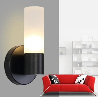 Modern Personality Bedroom Bedside Aisle Wall Lamp Light - Deals Blast