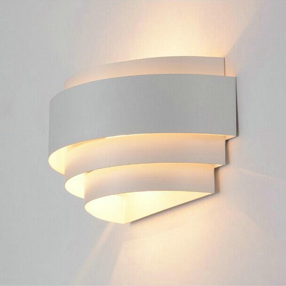 Modern light up down lamp indoor lighting wall sconces deals blast