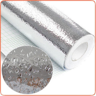 Self-adhensive  Kitchen  Aluminum Foil Oil And Water Proof Stickers