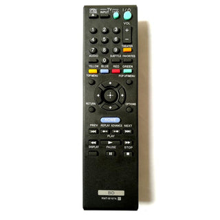 Sony Blue-Ray DVD Player Remote Control RMT-B107A  For Sony BDP-S370 BDP-S470 BDP-S570 BDP-BX37 BDP-BX57 BDP-S270 - Deals Blast
