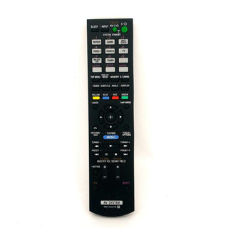 Replacement Remote Control RM-AAU116 For Sony RM-AAU073 RM-AAU104 AV Sony Surround Sound System STR-KS470 STR-KS380 - Deals Blast