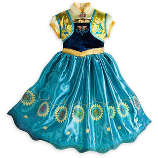 Girls Halloween Princess Dresses: Deals Blast