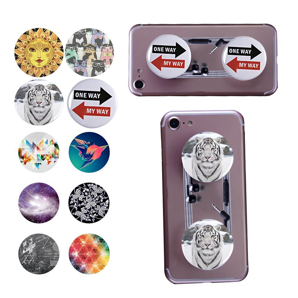 Popsocket Expanding Grip Stand Holder for iphone 6 7 5 samsung galaxy s6 s7 s5 Pop socket - Deals Blast