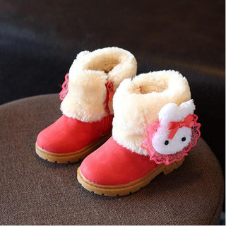 Girls' Snow Winter Boots - Deals Blast