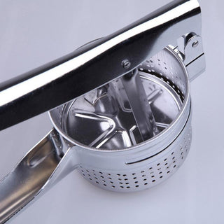 Stainless Steel Potato Ricer Manual Juicer Vegetable Fruit Squeezer