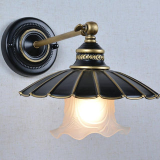 Vintage Metal Umbrella Wall Lamps Light Of Bedroom Bedsides - Deals Blast