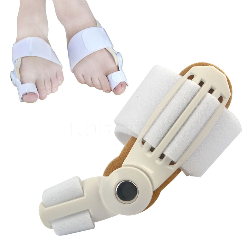 1PairDay And Night Hallux Valgus Orthopedic Foot Care Pedicure Bunion Device Corrector Feet Massage Corrector Big Bone Orthotics - Deals Blast