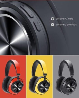 Bluedio Turbine 7th Generation High-End Wireless Bluetooth headphones with microphone