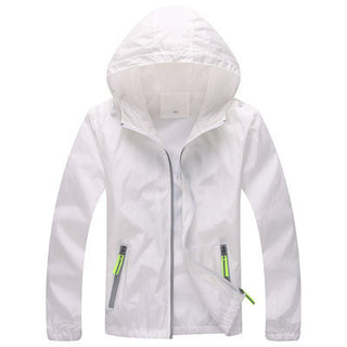 Trend Brand Men/Women Thin 3M Reflective Jacket Ultra-light Men Waterproof Outwear Windbreaker Coat Veste Homme Softshell,YA297 - Deals Blast