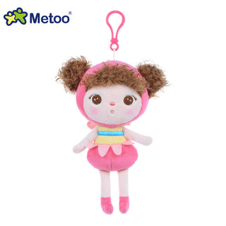 Plush Sweet Cute Stuffed Brinquedos Backpack Pendant Baby Kids Toys for Girls Birthday Christmas Bonecas Keppel Doll Metoo Doll Deals Blast