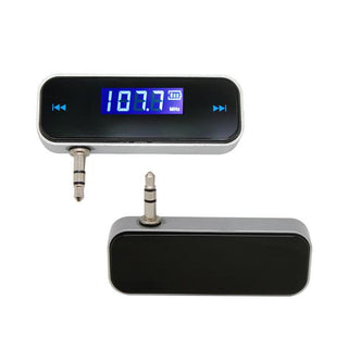 Deals Blast: Wireless Music Transmitter Bluetooth Stereo Audio Dongle 3.5mm Jack FM Transmitter for Speaker for iPhone for iPad for MP3 Play Deals Blast