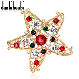 Brooch vintage rhinestone brooch pin for girls enamel brooch jewelry enamel pins and brooches for women christmas jewelry: Deals Blast