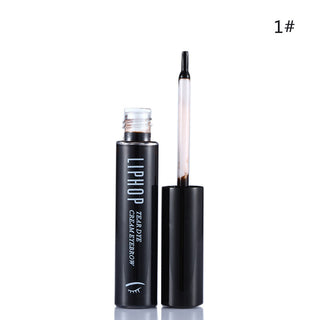 Liphop New Style Tattoo Eyebrow Gel Super Lasting for 72h Waterproof Sweat Professional Peel Off Natural Eyebrow Tint Dye Makeup Deals Blast