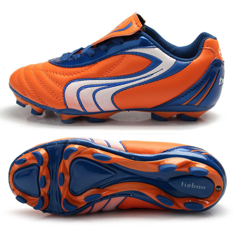9e47f6c1dca Professional Outdoor Football Boots Children Kids Boys Training Soccer  Shoes Teenagers HG   AG Soccer Cleats