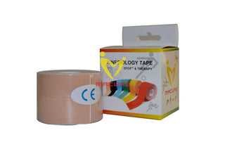 Sports Tape Kinesiology Tape Cotton Elastic Adhesive Muscle Bandage Care Physio Strain Injury Support K active kinesiology tape Deals Blast