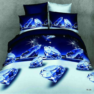 Free shipping home textile Flower 3d rose bedding set,Home textiles 4pcs family set,Include:bed sheet,duvet cover pillowcase: Deals Blast