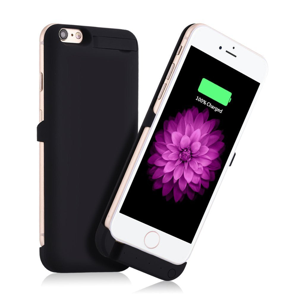 "Deals Blast: For iPhone 6 6S 4.7"" Power Case 3000mAh External Backup Battery Power bank Mobile Charger Battery Cover Cell Phone Battery Case Deals Blast"