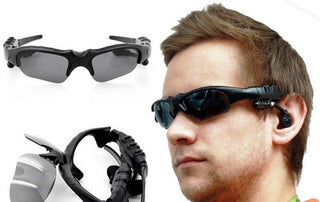 Stereo Wireless Bluetooth 4.1 Headset Telephone Polarized Driving Sports Sunglasses/mp3 Riding Eyes Glasses Deals Blast
