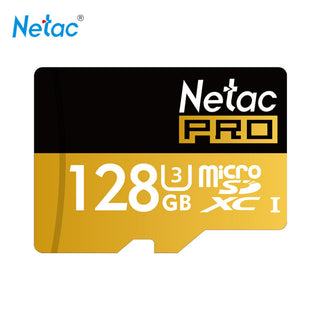 Netac Original P500 128GB 64GB Pro SDXC U3 Micro SD Card,32GB 16GB SDHC U1 Class10 Memory Card Ultra High Speed UHS-I TF Cards Deals Blast