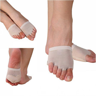 Foot Protect Thong Toe Undies Paws Half Lyrical Forefoot Cover Dance Foot Care - Deals Blast