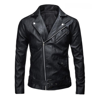 Men Leather Jacket New Style Plus Size Deals Blast