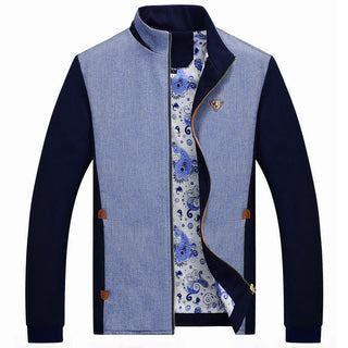 Autumn New Men exercise outside Jacket, Long Sleeve Casual Jacket Men, Male Wide-waisted Formal Jackets Plus Size 5xl: Deals Blast