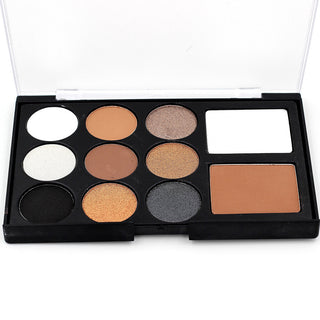 Eye shadow Palette Chocolate Palette Matte &Shimmer Eyeshadow 1pcs 11 color Shdow Eyeshadow Makeup - Deals Blast